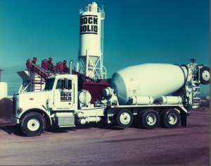 Rock Solid Concrete - First Plant in Chandler AZ