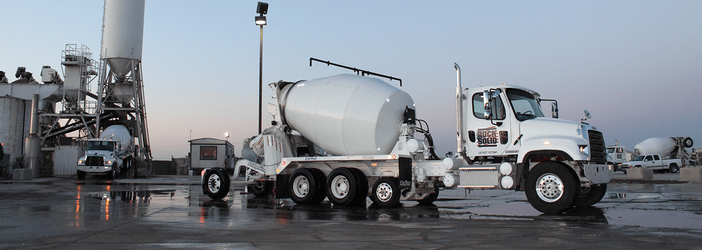 Rock Solid Concrete >> How Rock Solid Makes The Highest Quality Concrete In Arizona Rock